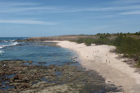 Playa Junquillal Guanacaste Costa Rica