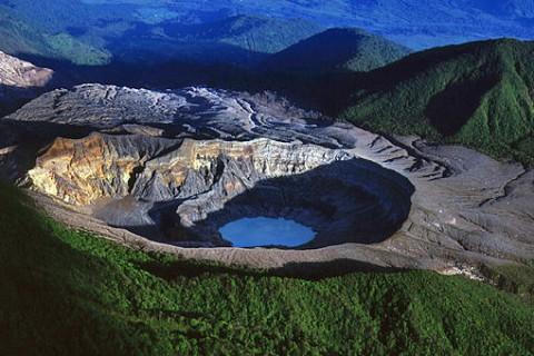 Poas Volcano Car Hire in Costa Rica