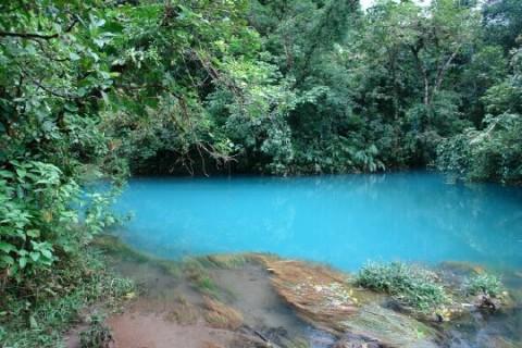 arenal rio celeste volcan tenorio Car Rental Costa Rica